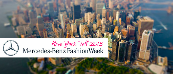 Mercedes-Benz Fashion Week New York - highlights