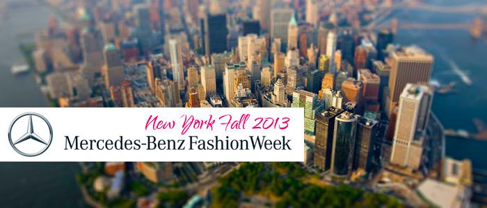 Mercedes-Benz Fashion Week New York - highlights