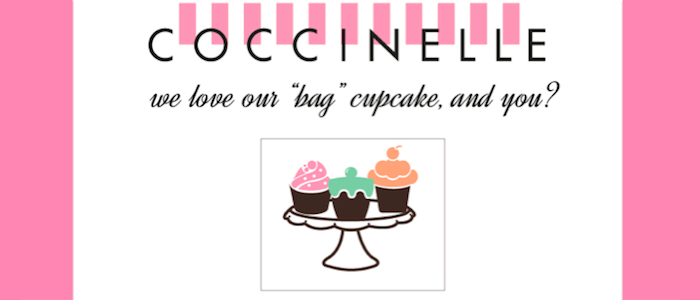 COCCINELLE_Cupcake_day