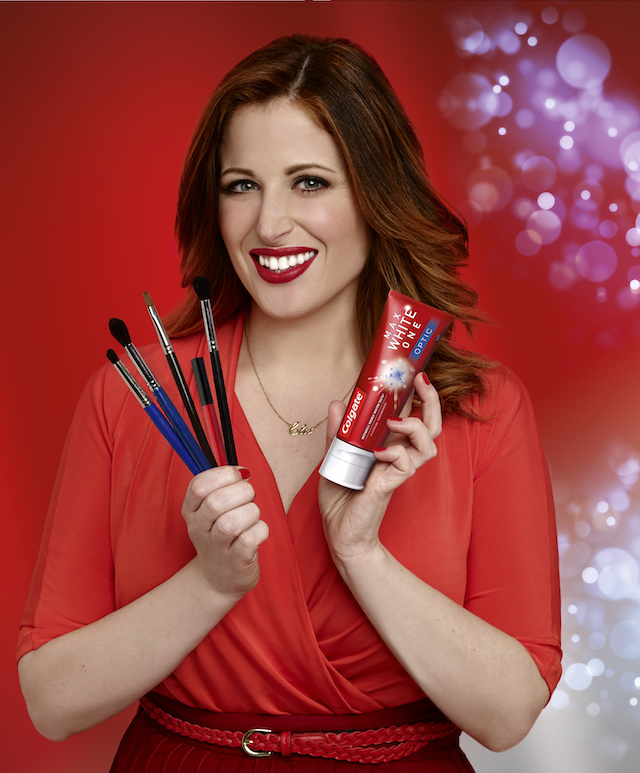Clio_MAke_Up_Your_Smile_Colgate