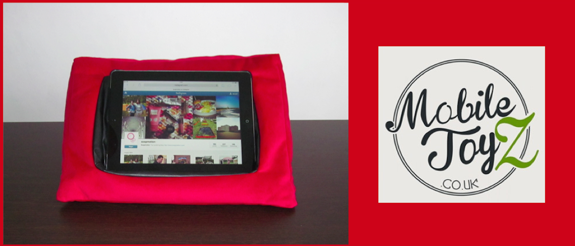 Icushion_stand per tablet