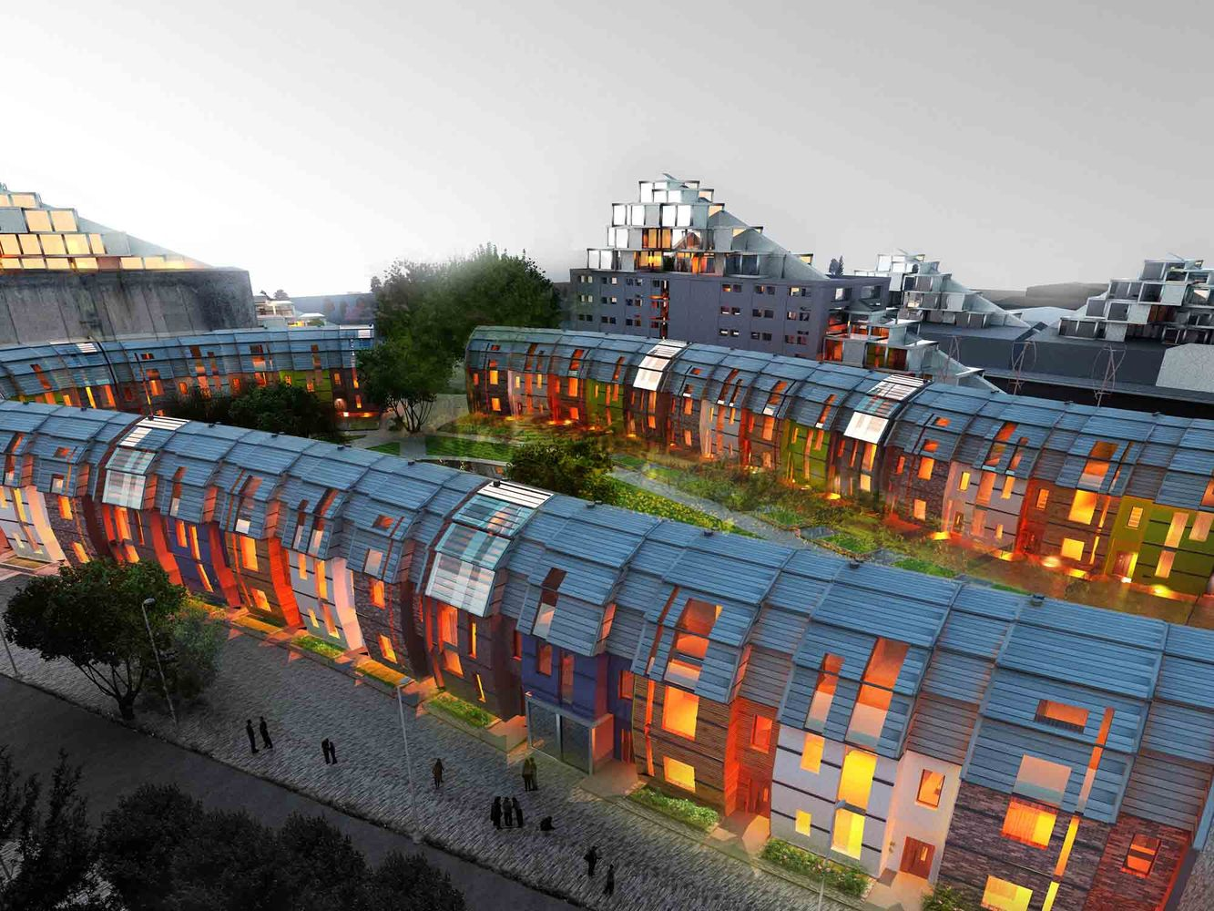 multi comfort house-riqualificazione urbana