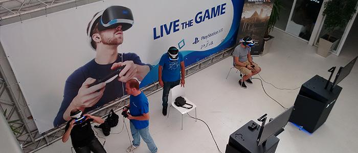 PlayStationVR – Un tuffo nel gioco del futuro