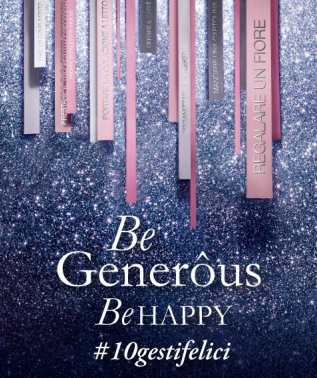 lancome_begenerous_behappy_10gestifelici_felicità